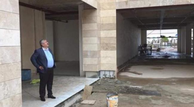 Kocaeli'nin ilk 'yeşil kamu binası'
