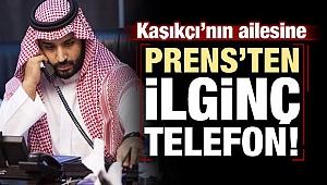 Kral Selman'dan Kaşıkçı ailesine ilginç telefon!