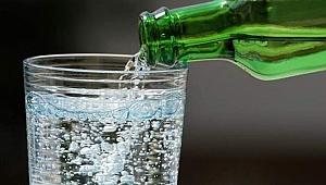 Maden suyunu neden şişeden içmek gerekir?