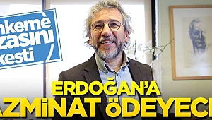 Mahkeme cezayı kesti... Can Dündar, Erdoğan'a tazminat ödeyecek