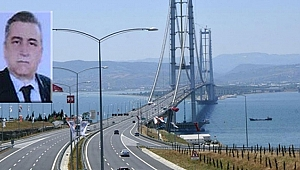 Osmangazi Köprüsü'nde İntihar!