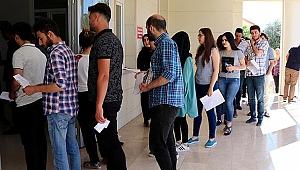 ÖSYM'den adaylara 'saat' uyarısı