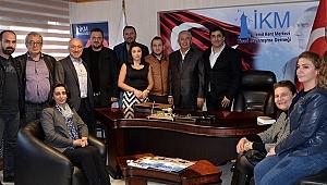 Sarıbay'dan Öztürk'e ziyaret