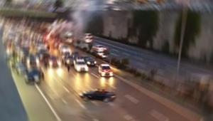 Trafik magandalarına büyük cezalar geliyor