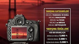 """""""4 Mevsim Kocaeli"""" yarışması için son 2 hafta"""
