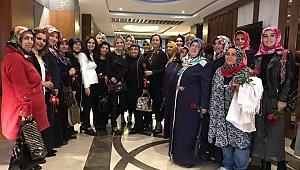 AK Kadınlar istişarede buluştu!