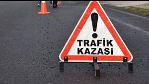 Gebze'de kaza:2 yaralı