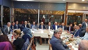 MHP'de Başkanlar toplandı!