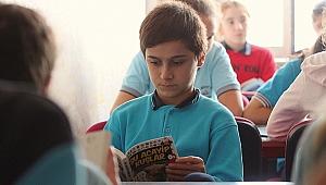 Öğrenciler kitaplarına kavuştu