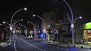 Prestijli caddelere yenileri eklendi
