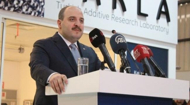 Varank: 'Hedefilis Türkiye'yi üretim üssü yapmak'