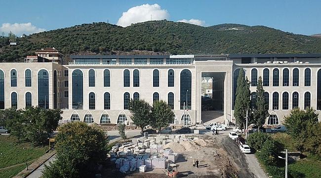 35 milyon TL'lik kampüs törenle açılacak