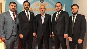 AK Genç Gebze'de 3 isim başvurularını yaptı