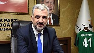 AK Parti'de ilçe yönetimleri değişiyor!