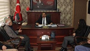 AK Parti Gebze'den Güler'ziyaret