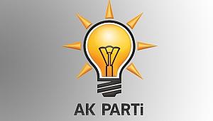 AK Parti ilçe başkanları belli oldu