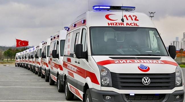 Ambulanslarda yeni dönem