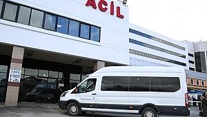 Büyükşehir'den ücretsiz servis hizmeti