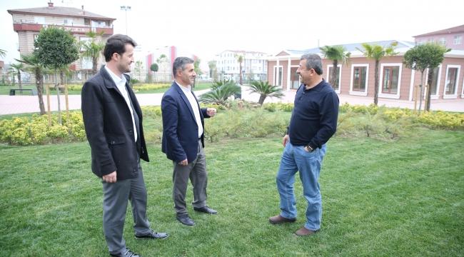 Darıca'da botanik park açılıyor