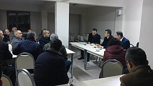 Dilovası'nda halk toplantısı