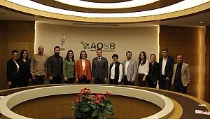 GOSB yönetimi Adana'ya gitti