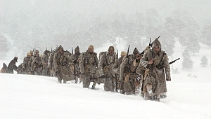 Jandarma'dan Sarıkamış paylaşımı