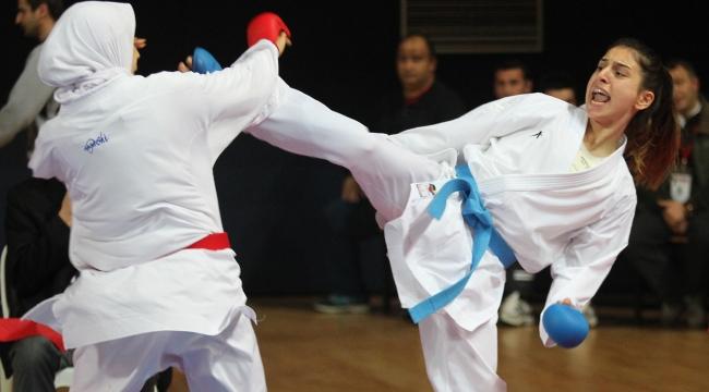 Kağıtsporlu Gülsen, olimpiyatlara emin adımlarla ilerliyor
