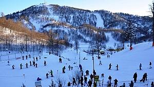 Kartepe'de kayak sezonu açıldı!