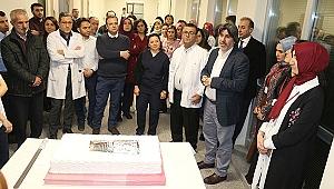 Kocaeli Devlet Hastanesi 1 yaşında