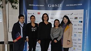 Kore heyetinden GOSB'a ziyaret  i