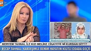 Meryem Tahnal ve kızı Melike Tahnal yıllardır kayıp!