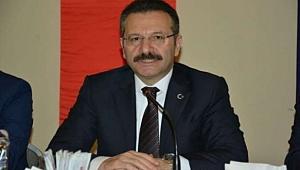 Vali Aksoy'dan yeni yıl mesajı