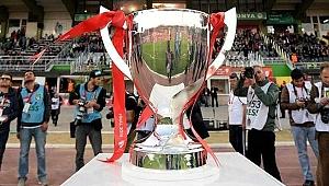 Ziraat Türkiye Kupasında heyecan sürüyor