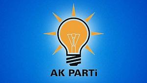 AK Parti'de 6 ilçenin yeni icrası belirlendi