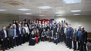 AK Parti Gebze, vefa buluşmalarını sürdürüyor