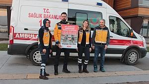 Ambulansa yol ver, hayat kurtar
