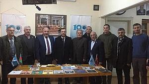 Başsavcı'dan Türk Ocağı'na ziyaret