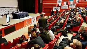 CHP'den gazetecilere program