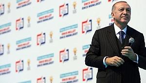 Cumhurbaşkanı Erdoğan'ın müjdeleri yeni yılın ilk teklifi olacak