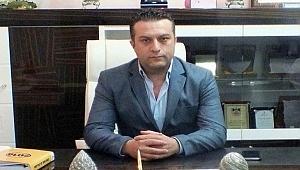 Feramuz Sağlam'a SKM başkanı oldu