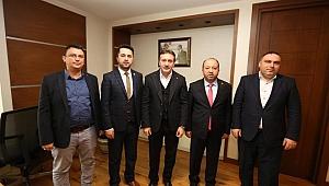 Demirci'ye ziyaretler sürüyor