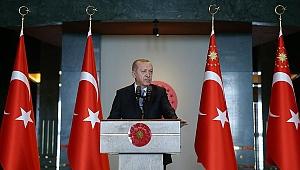Erdoğan: Kaymakamlardan milletle iç içe olmalarını istiyorum