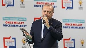Erdoğan yemeği iptal etti