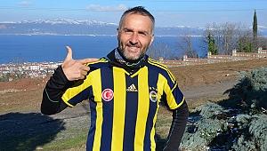 Fenerbahçe'ye moral için koşuyor