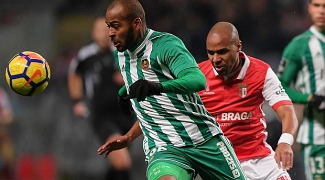 Galatasaray'ın ilk transferi Portekiz'den
