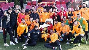 Galatasaraylı Velican'ın hayali gerçek oldu