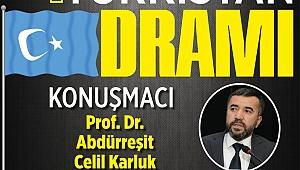 Gebze Gazeteciler Cemiyeti'nden Doğu Türkistan konferansı