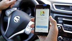 Google Haritalar radarları gösterecek
