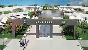 Kent Park'a çevre düzenlemesi