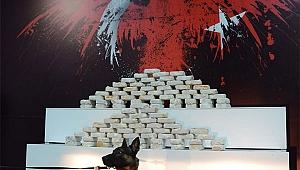 Kocaeli'nde 52 kilo 500 gr eroin yakalandı!